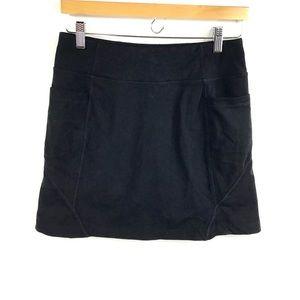 ATHLETA | Black Skirt